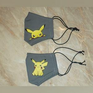 KIDS Pikachu mask